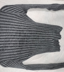 Csíkos hosszú ujjú póló