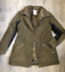 Zara bélelt kabát