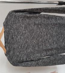Reserved vékony szürke pulcsi
