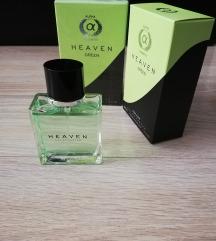 AKCIÓ ALPHA COSMETIC Heaven EDP Green