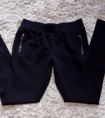XS fekete gumis nadrág + ajándék Tally felső
