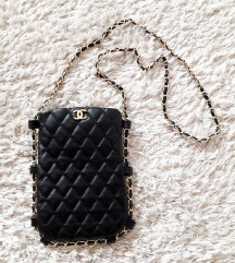 Chanel 18C Quilted clutch táska