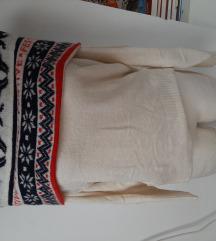 Új rénszarvasos pulcsi