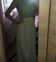 Eladó hosszú fehér ruha
