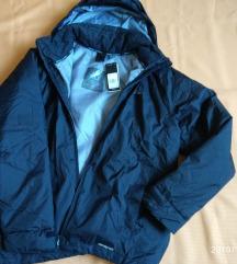 Új, Adidas, fekete, kapucnis ,outdoor dzseki