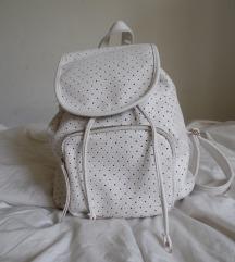 Fehér hátizsák