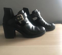 Masagított talpú cipő