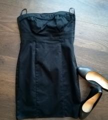 Elegáns fekete ruha, 36