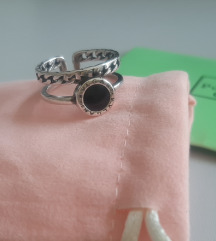 Valódi ezüst Bvlgari gyűrű