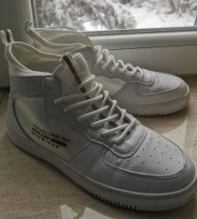 Fehér hologrammos cipő