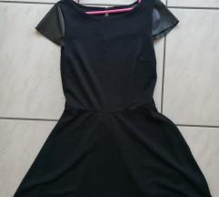 Atmosphere fekete mini ruha