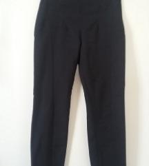 Új Zara Woman fekete sztreccs nadrág, S-es