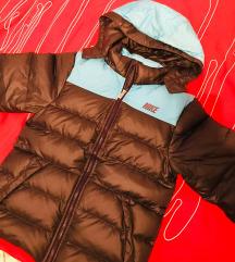 Új Eredeti Nike Puha őszi-téli kabát