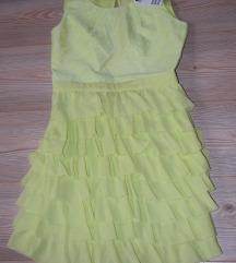 Új szexi h&m almazöld ruha