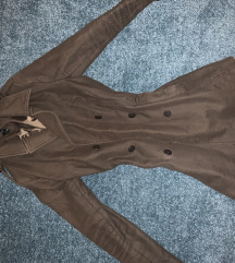 Reserved őszi khaki kabát elegáns