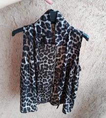Új! Leopárd ing