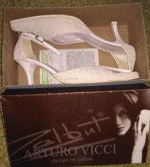 Arturo Vicci menyasszonyi cipő