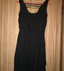 Gyönyörű Orsay fekete harangruha