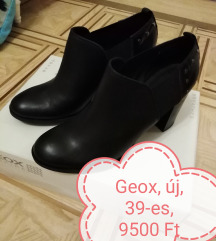 Geox 39-es bőr bokacipő