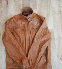 Prada Milano férfi bőrhatású dzseki