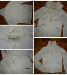 Clockhouse tört fehér dzseki kabát