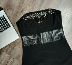 Köves kis fekete ruha