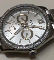 Fossil ezüst színű női óra eredeti új
