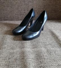 Fiorell bőrcipő magassarkú 38