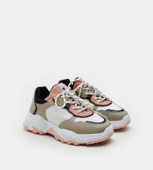 Vastag talpú sneaker