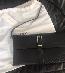 Calvin Klein winged shoulder bag