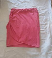 Rózsaszín H&M-es szoknya S