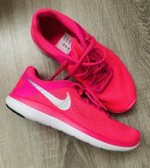 Nike neonpink sportcipő Új