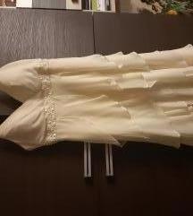 Törtfehér alkalmi ruha