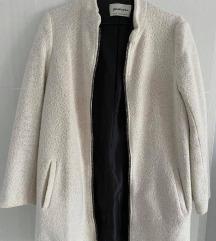 Stradivarius fehér átmeneti kabátka