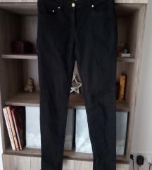 H&M fekete nadrág CIMKÉS