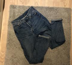 HM mom jeans