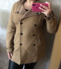 Hasított bőr kabát