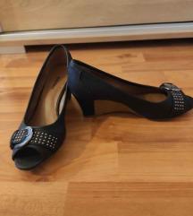 Fekete női cipő
