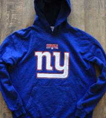 Újszerű ' NFL - NY - Giants ' férfi kapucnis