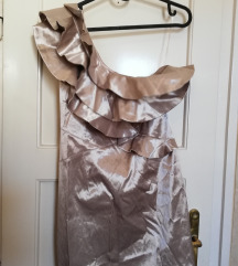 Pezsgőarany alkalmi ruha