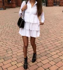 Különleges ingruha feketében és fehérben