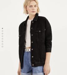 Oversize Denim kabát