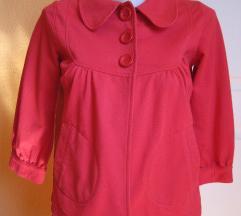 32/34-es kis piros lányka kabát
