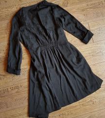 F&F - Hosszú fekete blézer / kabát - NINCS PK