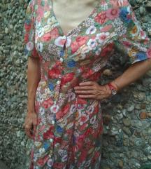 VINTAGE női nyári ruha