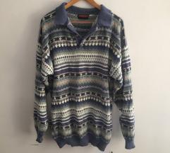 Vintage tavaszi pulcsi