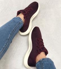 Adidas tubular, burgundi cipő Mérete: 5 1/2=36 2/3