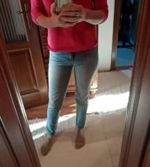 Zara Promod farmerek 34,36