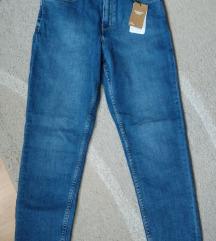 Új, cimkés Mango magas derekű mom jeans