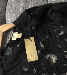 Új H&M csipke hátán nyitott miniruha